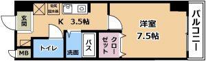 エスポワール 02.05.07号室